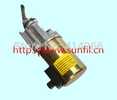 цена на Wholesale stop solenoid 0419 9905 for Engine BFM2012,12V