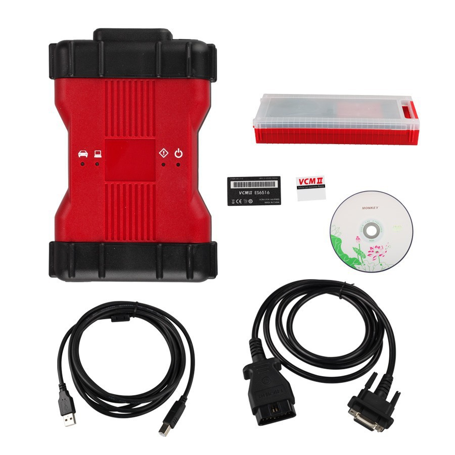 2016 High Quality VCM2 Diagnostic Scanner For Ford VCM II IDS Support 2015 Ford Vehicles IDS