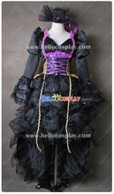Japanese Anime Outfit Sandplay Singing Of The Dragon Hatsune Miku Cosplay Costume New H008