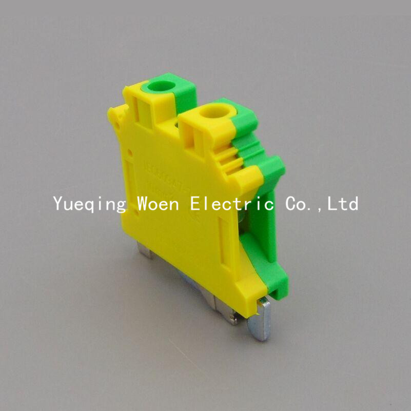USLKG 10  yellow green terminal earthing grounding piece