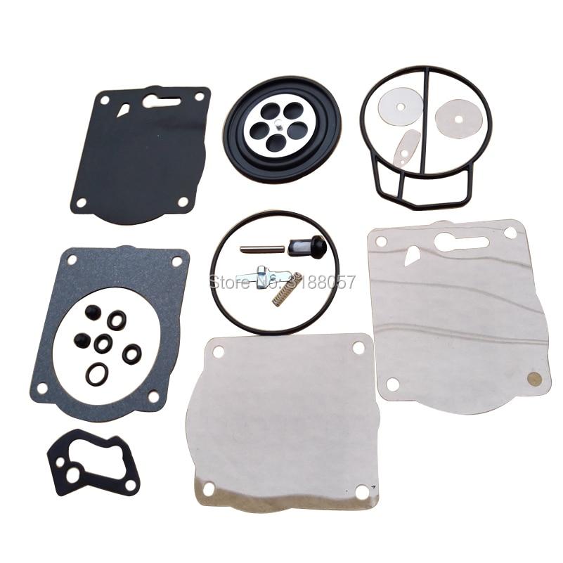 Carburateur Kit de r/éparation pour Carburateur Sea Doo GTX 951 XP GSX RX Lrv complet Carburateur Rebuild Kit