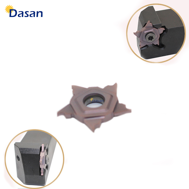 5pcs New PENTA24 0.5mm 1mm1.5mm 2mm 2.5mm 3.0mm Caribide Insert High Quality Grooving Blade For For PCHR Holder