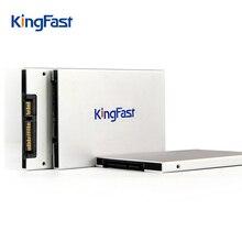 "F6 Kingfast 2.5 ""interna de 32 GB 64 GB 128 GB SATAIII SSD 7mm metal para PC portátil de escritorio 6 GBps HDD Disco Duro de Estado sólido"