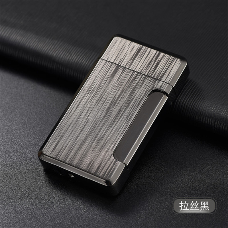 2019 New Pipe Lighter Torch Turbo Lighter Jet Butane Metal Lighter Bussiness Cigarette 1300 C Fire Windproof No Gas-in Matches from Home & Garden