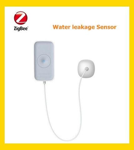 bilder für Großen rabatt Neue Zwave/Zigbee Wasser leckage sensor für smart-home-system Mit App steuer