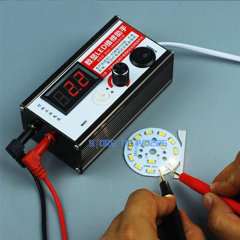 Split gratuit écran LED Testeur LCD TV LED rétro-éclairage Testeur Lampe perles panneau Lumineux LED lumière Testeur