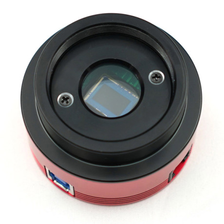 ZWO ASI174MM Monochrome Astronomy Camera ASI Planetary Solar Lunar imaging Guiding High Speed USB3 0