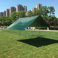AOTU Anti UV Ultralight Sun Shelter Beach Shade Tent Outdoor Awning Canopy Waterproof 210T Taffeta Tarp Camping Sunshelter fish