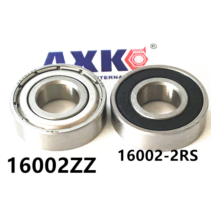 chrome steel deep groove bearing 16002ZZ  16002-2RS 15*32*8 gcr15 6326 zz or 6326 2rs 130x280x58mm high precision deep groove ball bearings abec 1 p0