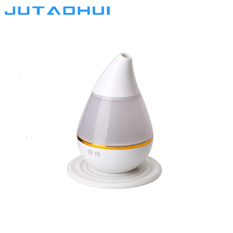 JTH-038 USB 250ml NEW FREE SHIP Water droplets mini Essential Oil Diffuser aromatherapy humidifier atomizer car air purifier