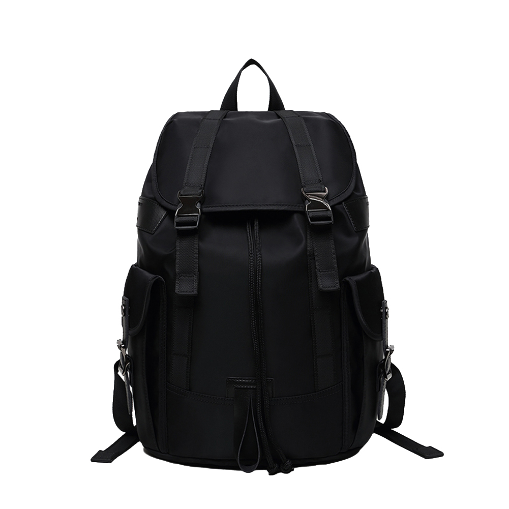 GINGER ACTIVE High-end Waterproof Oxford Affairss Men Laptop Backpack European Style Travel Bag  Male College Students Backpack