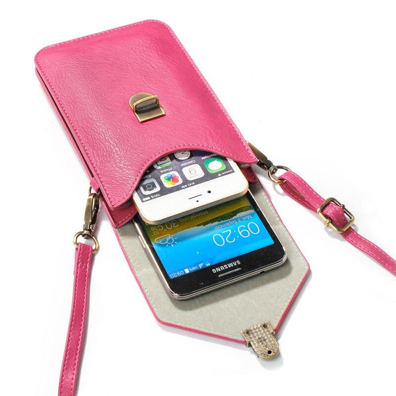 Phone Bag Universal Pouch Crossbody Small Bags for Xiaomi Redmi Note 3/note 3 pro/mi5/redmi 3/redmi 3 pro/4s /mi4c 4i/Note/mi 4