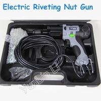 220V Electric Riveting Nut Gun Riveting Tools Electric Riveting Gun With English Manual ERA M10