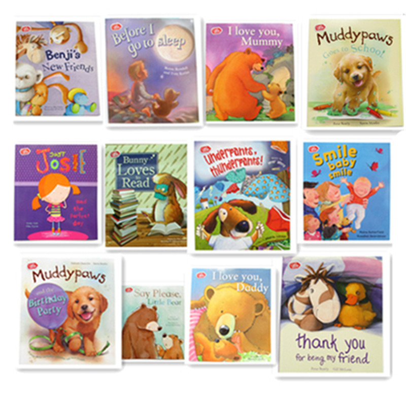 1pcs CHAD VALLEY Children story books children English reading books For kids baby English Picture Book for Children airport english books children s 3d picture series looking through look inside kid original baby school educational supplies