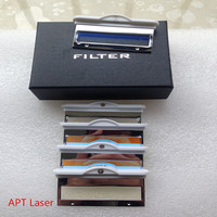 IPL filter 590nm 5 pieces for e light handle title for vascular removal