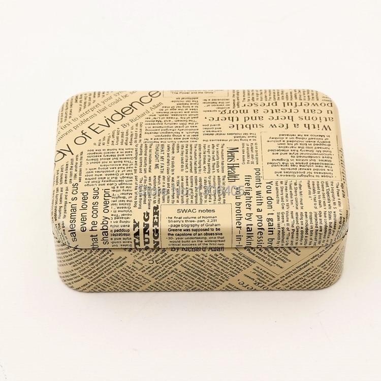 Opslag Metalen doos Organisator / Tin / EHBO-doos Eerste hulp Britse - Home opslag en organisatie - Foto 5