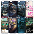 Cheshire Cat Alice in Wonderland High Quality Cover Case for Samsung Galaxy Note 3 4 5 S3 S4 S5 Mini S6 S7 Edge Plus