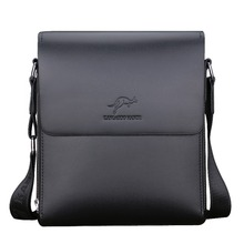 Marke Doppel Design Rinds männlichen tasche umhängetaschen mann Satchel Echtes Leder business-Mode Tragbar Messenger bags