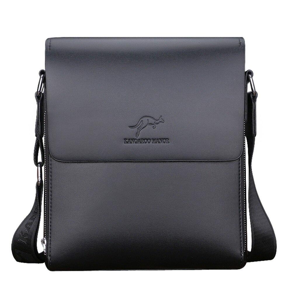 Marque Double Design vache Split cuir homme sac sacs à bandoulière homme sacoche en cuir affaires mode Portable Messenger sacs