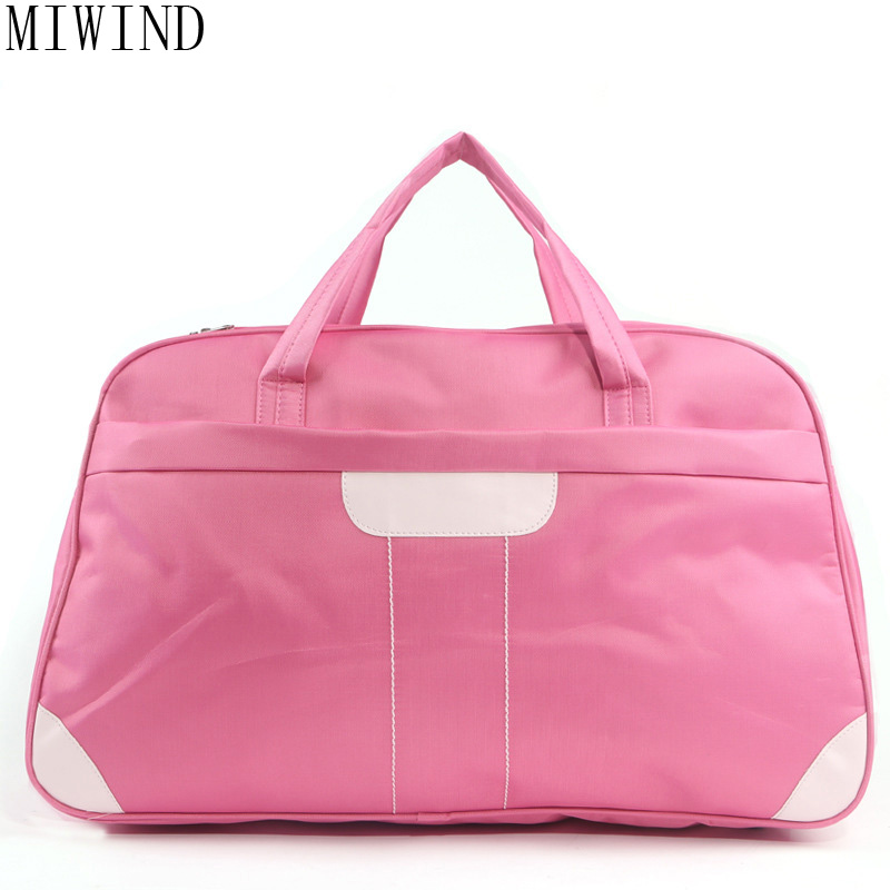 MIWIND Women Travel Bag Large Capacity Duffle Luggage Bags Big Casual Tote Waterproof Handbags Female Luxury Brand Bolsas TSL810 tegaote newest women travel bags large capacity duffle luggage big casual tote bag nylon waterproof bolsas female handbags