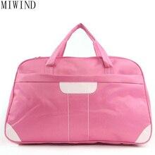 MIWIND Women Travel Bag Large Capacity Duffle Luggage
