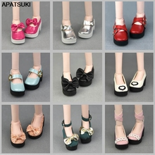 Multi Style 6cm Fashion Shoes For 1/4 BJD Doll Shoes High
