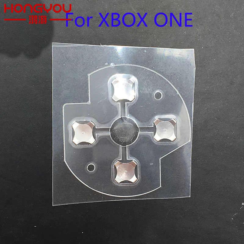 10 Xbox 1 コントローラ D パッド金属ドームスナップドーム PCB ボード導電性フィルム