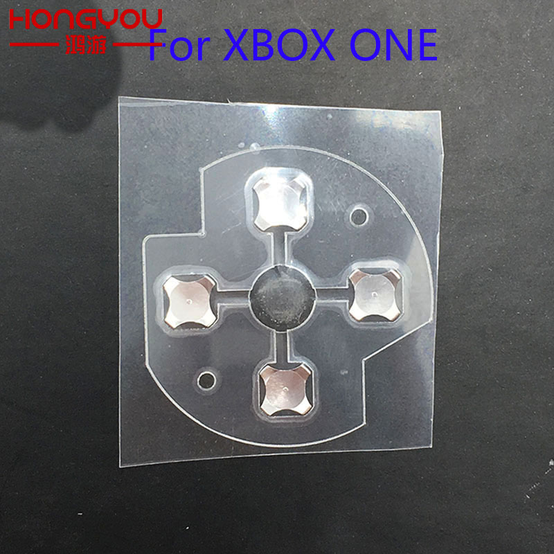 10pcs For XBOX ONE Controller D Pads Metal Dome Snap Dome PCB Board Conductive FIlm