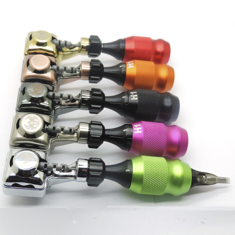 Tattoo Machine High Quality Rotary Tattoo Machine with Best FAULHARER Motor for Tattoo Artist For Free Shipping