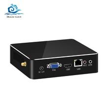 HLY Mini PC Intel Core i3 5005U 6100U 7100U DDR3 RAM Mini Computer Windows 10 WIFI HDMI USB desktop Computer i3 pc