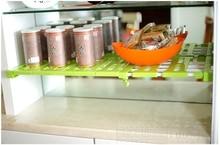 Kitchen Bathroom Storage Rack Cabinets 30x24cm Scalable Finishing Frame Wardrobe Storage Layered Separator