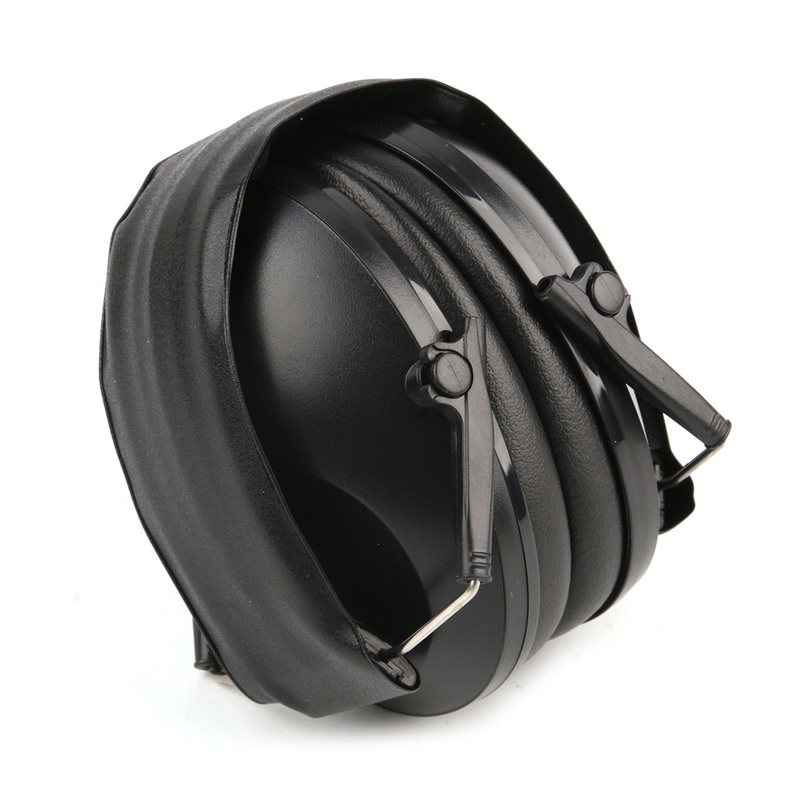 Professional Sale New Safurance Anti-noise Ear Muff Hearing Protection Soundproof Shooting Professional Foldable Earmuffs Earphone Noise Redution Pleasant To The Palate