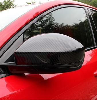 2pc for JAGUAR ePACE Rearview mirror Decorative protective cover Scratch proof