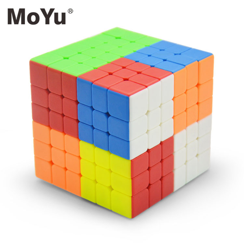 MOYU GTS magnétique professionnel 6*6*6 Cube magique vitesse Puzzle 6x6 Cube Fidget Magico Cubo jouets éducatifs