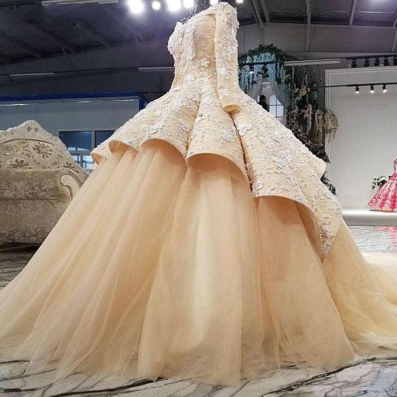 High-end personalizate de lux de nunta de tren de valuri Rochii de - Rochii de mireasa - Fotografie 3