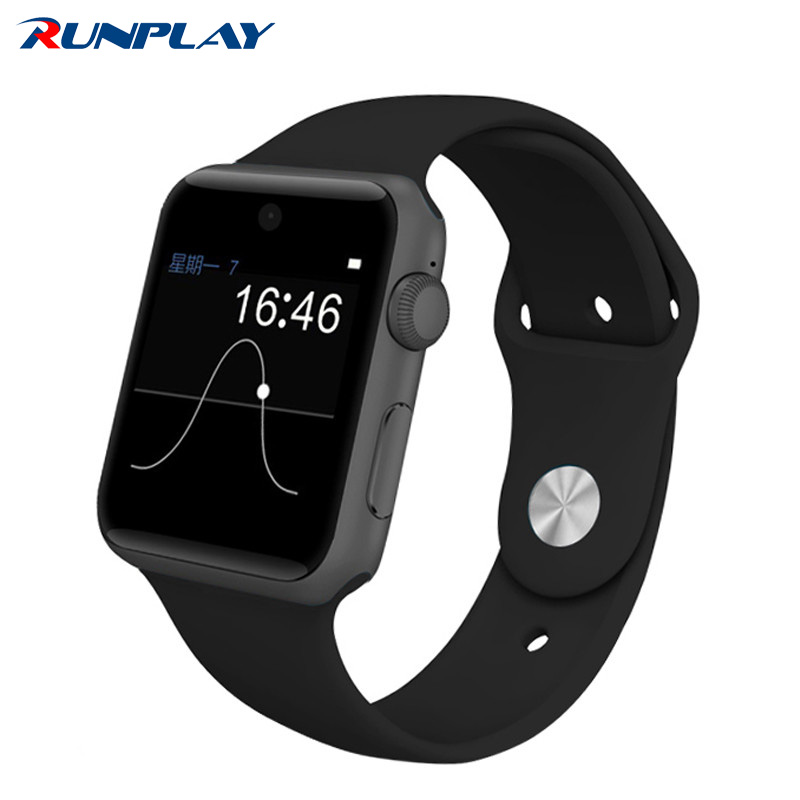 Fashion DM09 Bluetooth Smart Watch 2.5D ARC HD Screen Support SIM Card Wearable Devices SmartWatch Magic Knob For IOS Android 2016 bluetooth smart watch dm09 hd screen support sim card wearable devices smartwatch for ios android pk dm08 gt08 dz09