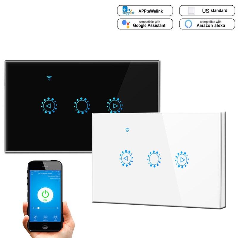 Hot Sale] Led Dimmer 220V/110V Ewelink Wifi Dimmer Switch