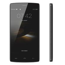 Nueva original homtom ht7 quad core android 5.1 1g ram 8g HT3 MTK6580A ROM 1280×720 5.5 Pulgadas de 8.0MP Wifi WCDMA Móvil Stock teléfono