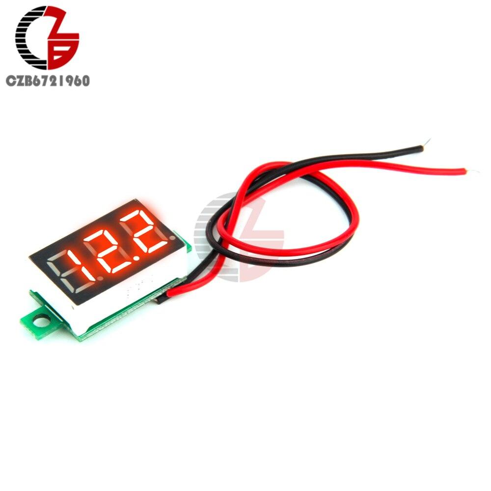 0.36 4-30V Red