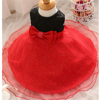 Factory Direct Clothing 1 2 Year Baby Birthday Dress Baby Girl Dress Infant Dress Newborn Clothes