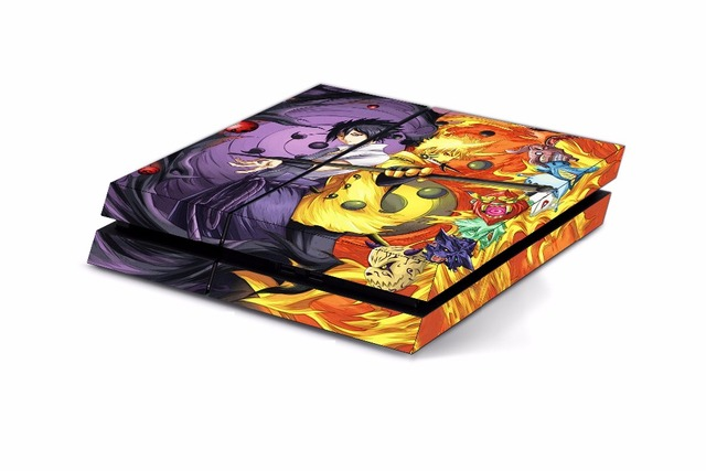 Naruto #2 PS4 Skin Sticker
