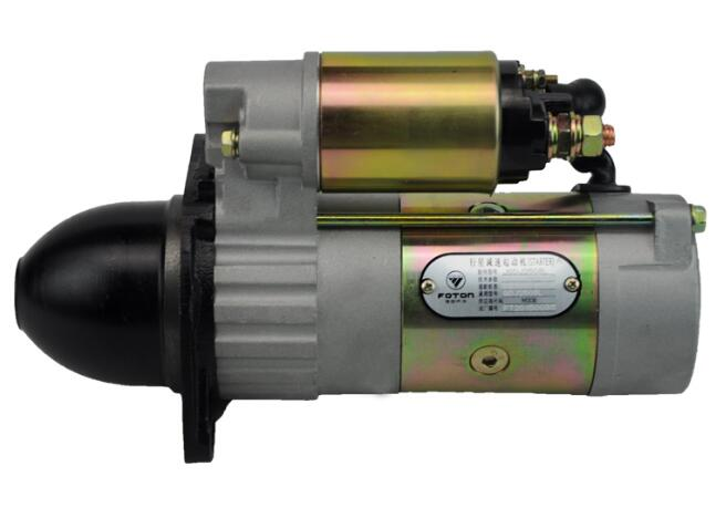 купить The starter motor QDJ1309-D, suitable for Foton OLLIN with CHANGCHAI XINCHAI 490 495 or CHENGNEI 490, part number: по цене 6595.76 рублей