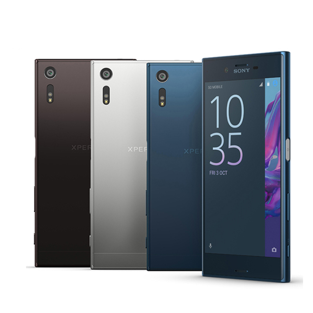 """Image 5 - Original Unlocked Sony Xperia XZ F8331/F8332 RAM 3GB GSM Dual Sim 4G LTE Android Quad Core 5.2"""" 23MP WIFI GPS 2900mAh Smartphone-in Cellphones from Cellphones & Telecommunications"""