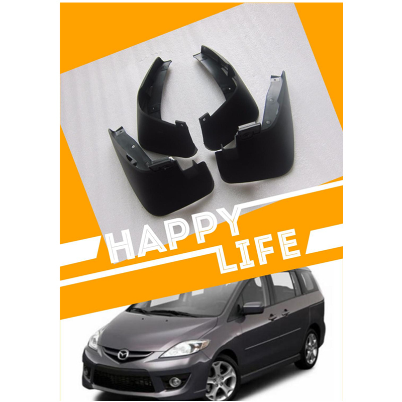 Engine Splash Shield Compatible with MAZDA 5 2006-2010 Under Cover Front