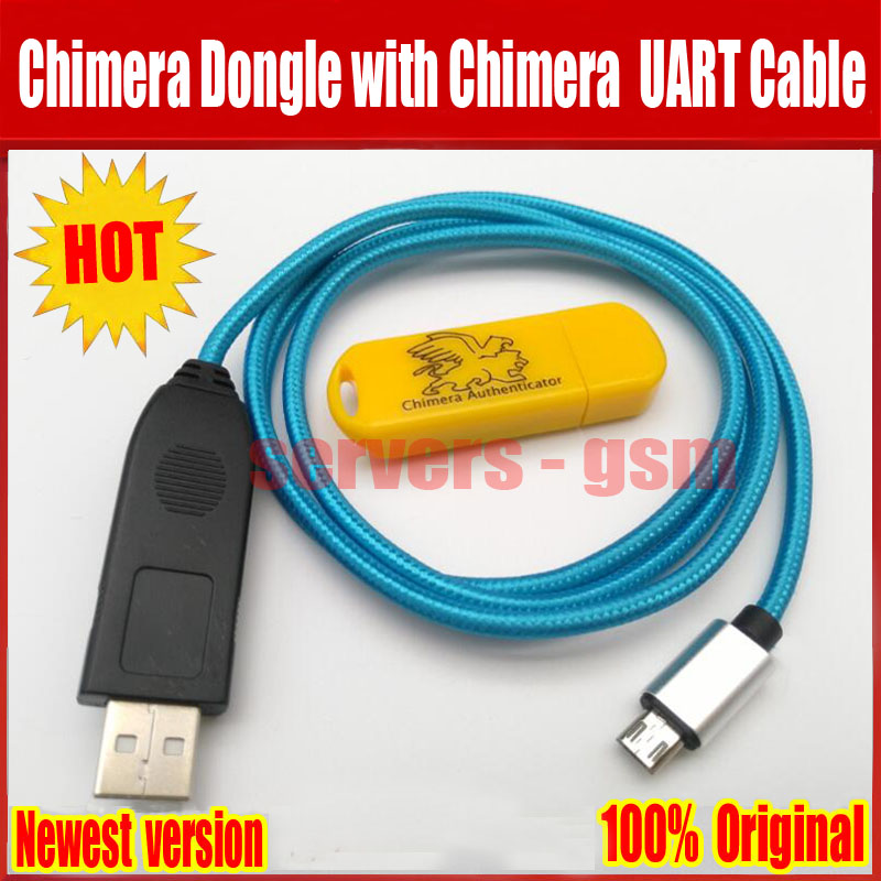 NEW Original Chimera Dongle Activated with Chimera tool UART cable