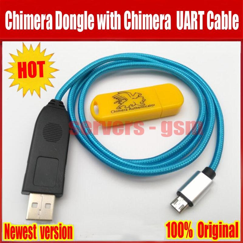 Nuevo Original quimera Dongle activado con quimera herramienta cable UART