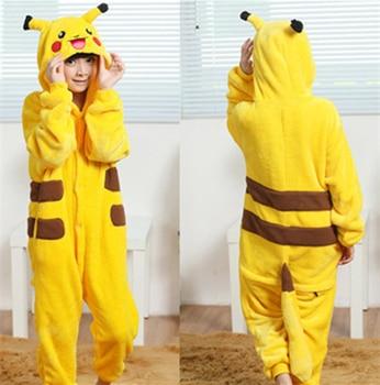 45d93a845633 Детские пижамы с кигуруми Пикачу детские пижамы с рисунками животных ...