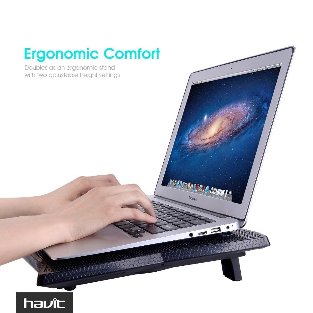 HAVIT желдеткішті салқындатушы USB - Ноутбуктердің аксессуарлары - фото 5