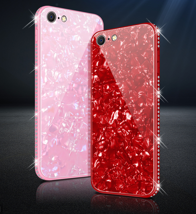 Luxury Goddess Fairy Diamond <font><b>Glass</b></font> <font><b>Case</b></font> for <font><b>OPPO</b></font> F5 F9 F1S <font><b>A3</b></font> A5 A37 A57 A59 A7 A73 A77 A79 A7X A83 Soft Cover Phone <font><b>Case</b></font> image