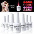 Elite99 Professional Organic UV Bulider 3D Nail UV Gel Polish Hot Sale Choose 1 Nail Lacquer From 241 Colored Avaliable 15ml